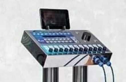 Máquina de Electro Estimulação