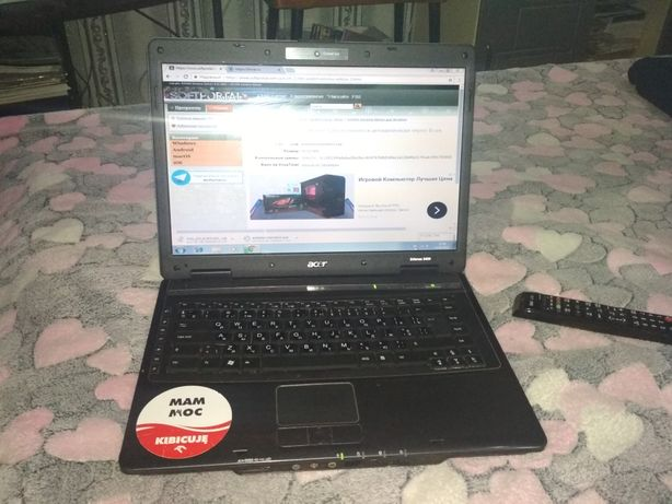 Ноутбук Асер 5420