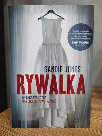 Rywalka - Sandie Jones