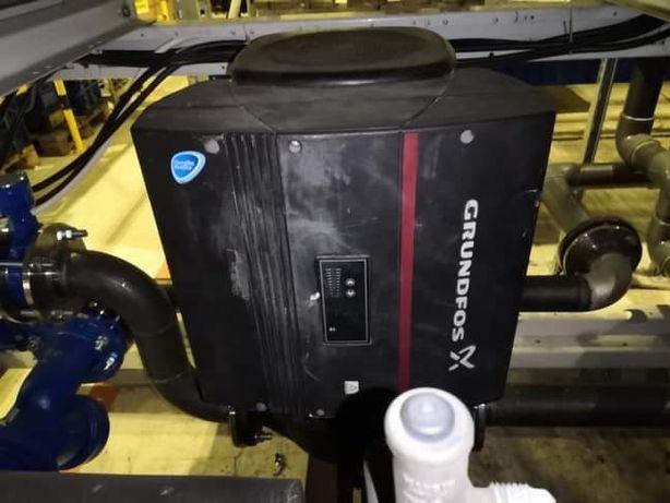 Pompa grundfos TPE65-550/2 A-F-A GOOE z falownikiem 15 kw