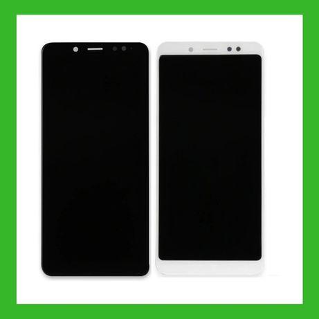 Модуль Xiaomi Redmi Note 5 Pro Black White Дисплей Ксиоми Редми Экран