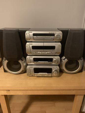 Wieża muzyczna stereo Technics SC-EH650