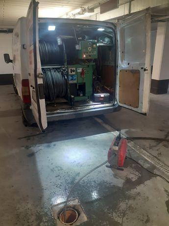 Hydraulik-Czyszczenie kanalizacji WUKO udrażnianie rur,Kamera TV