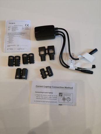 3-drożny kabel zasilający Hydra Targus laptop