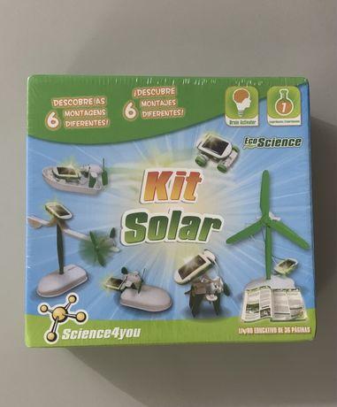 Kit solar - science4you