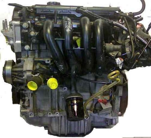 Motor DHA Ford Fiesta 1.25 (75CV) (55kW) (1996)