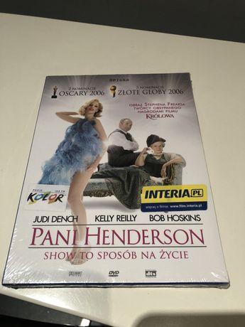 Film DVD Pani Henderson PL nowy w folii
