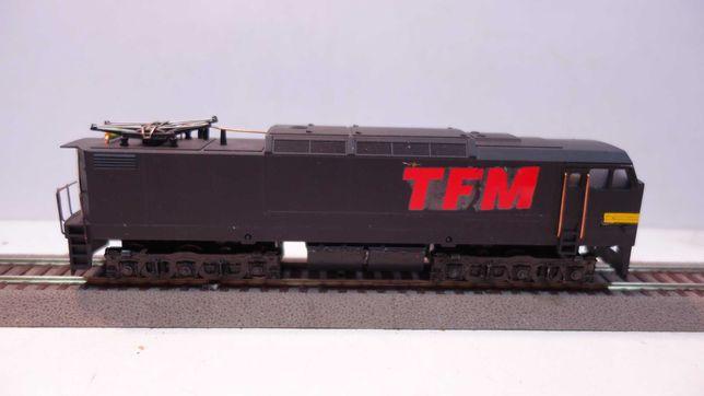 Lokomotywa diesel Arthearn  NYC skala H0  //223