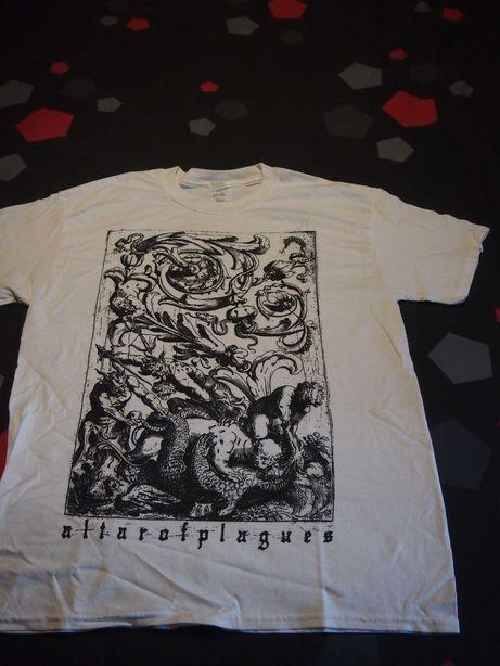 T-shirts Bandas -Doom, Metal