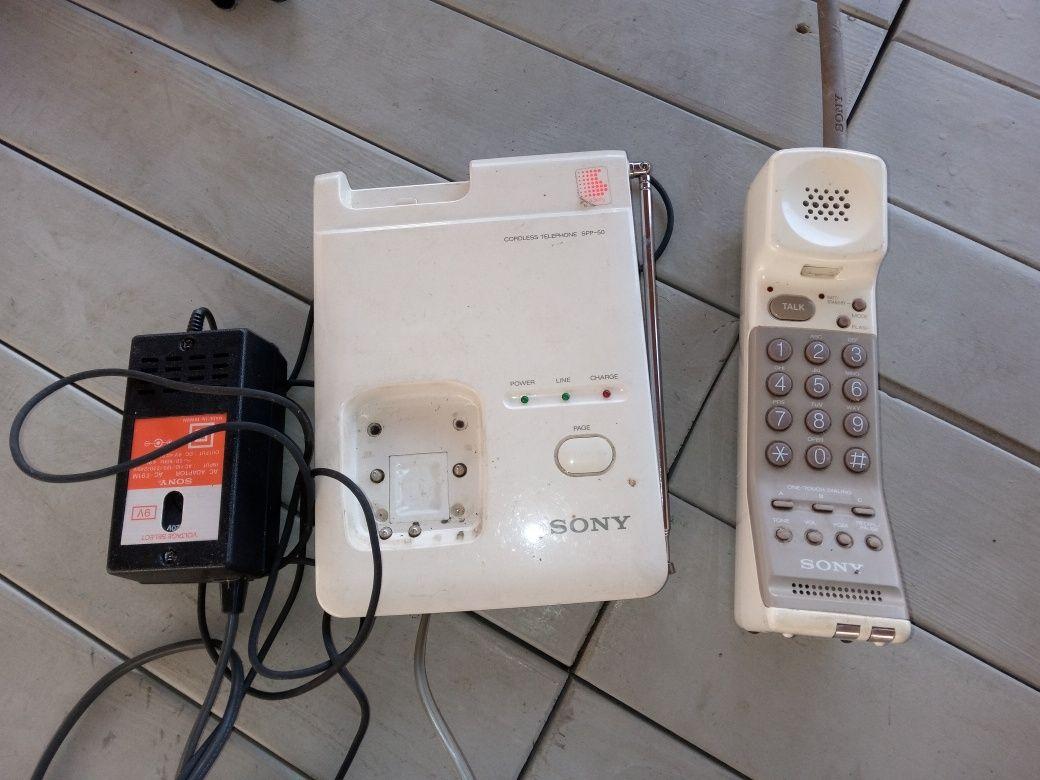 Telefon stacjonarny Sony