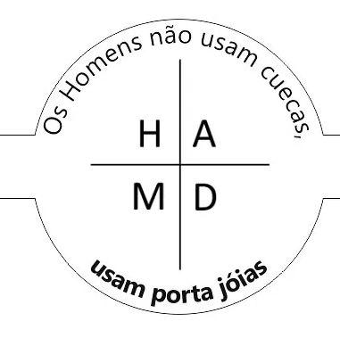 HAMD - Cueca Classica ALgodão