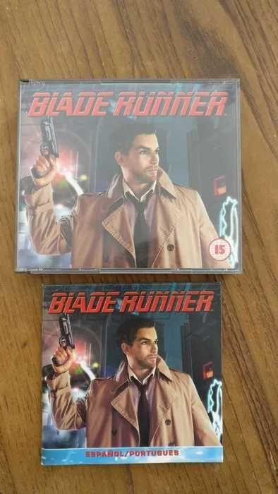 Blade Runner PC Retro manual em português