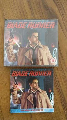Blade Runner PC Retro manual em português