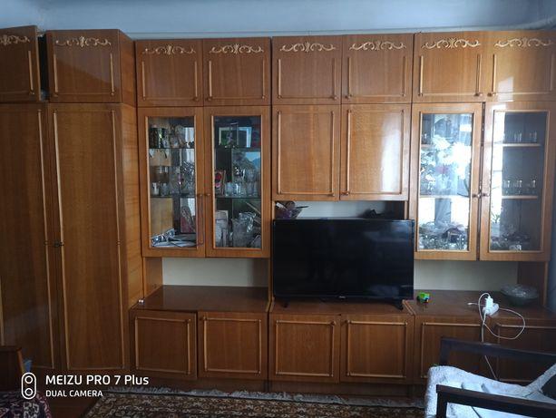 Стенка мебельная шкаф пенал сервант