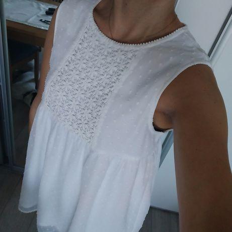 Bluzeczka biała s