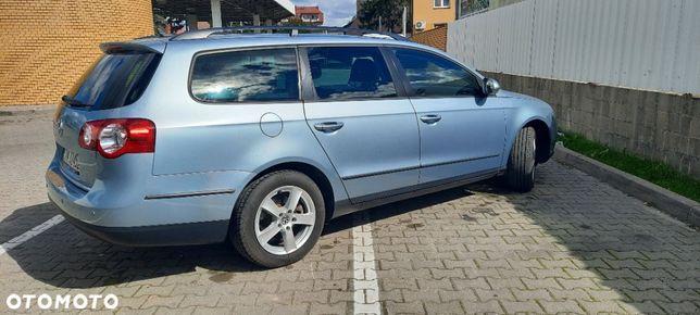 Volkswagen Passat Passat b6 1.6 mpi