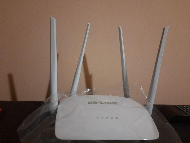 Роутер LB-LINK , интернет