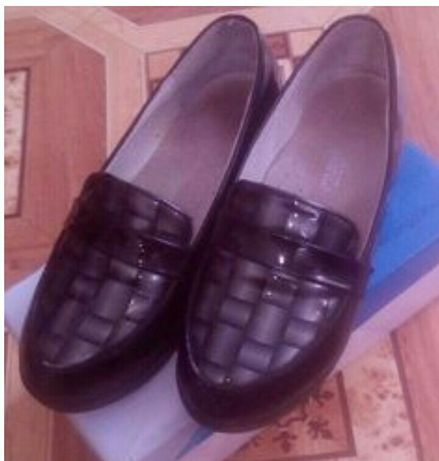 Туфлі-туфлі-чорні