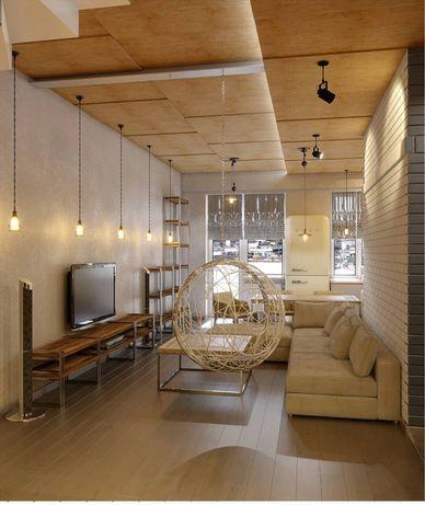 Продам 3х  комнатную  двухуровневую Квартиру с гаражом