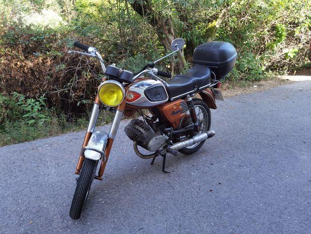 Motorizada Sachs EFS GT