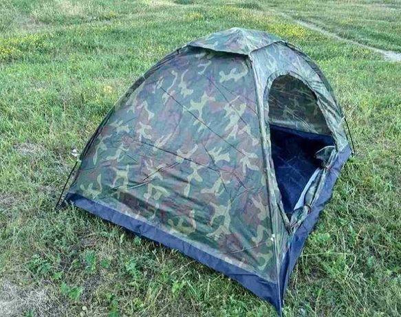 """Двохмісна палатка """"Хакі"""" 2х1,5х1,1м"""