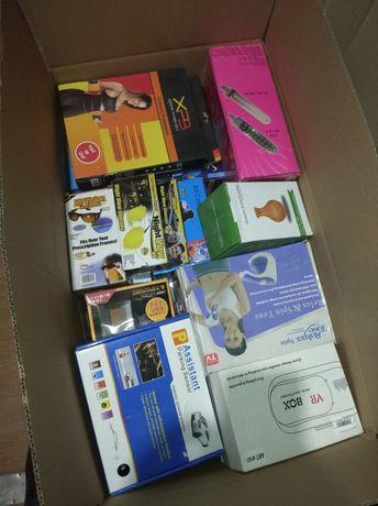 Ящик с товаром микс коробка товарами сборная товара опт дроп продажи
