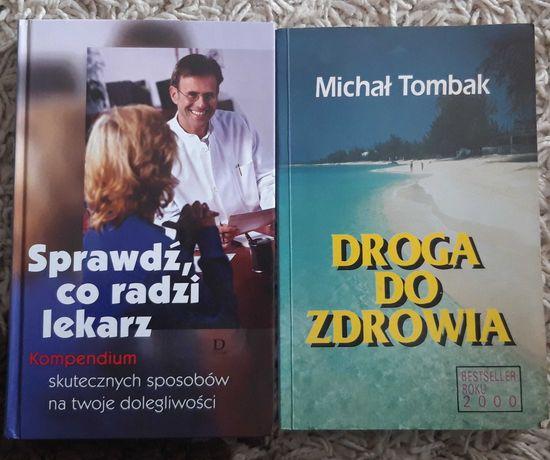 Sprawdź co radzi lekarz i Droga do zdrowia - 2 książki komplet