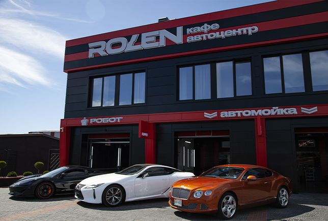 Автопригін, авто із США, машини з аукціону, ремонт автомобілів (ROLEN)
