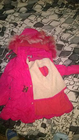 Продам детскую куртку/пальто