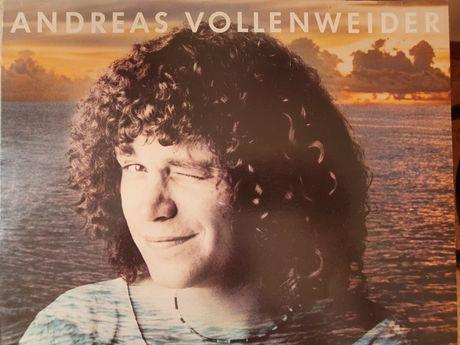 Andreas Vollenweider-Behind the Garden-Lp.