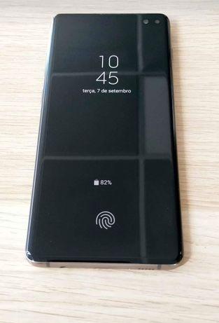 Samsung Galaxy S10+ Plus /novo/acessórios