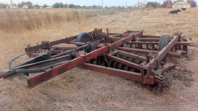 Диски на трактор