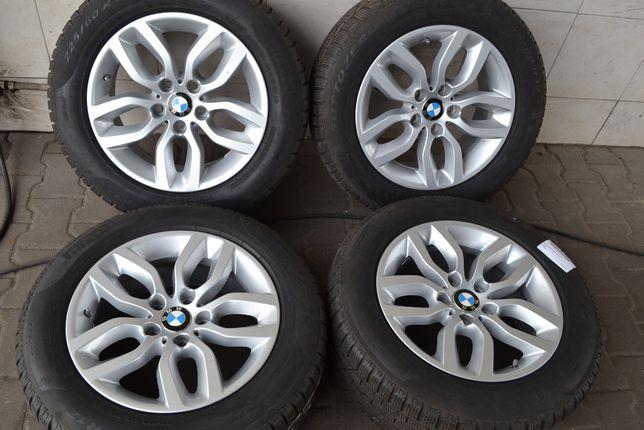 Koła Aluminiowe + czujniki BMW F25 F26 5x120 7,5J17 ET 32 nr. 1533