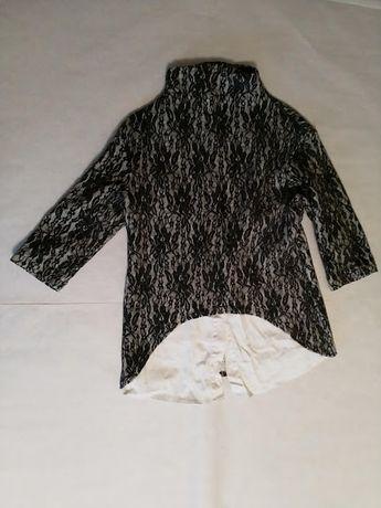 Elegancka tunika na jesień