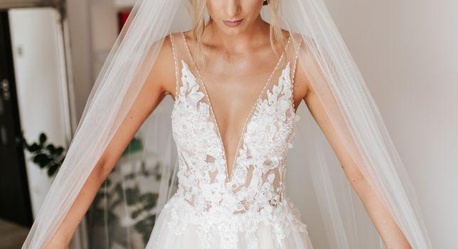 Suknia ślubna Daniela Di Marino