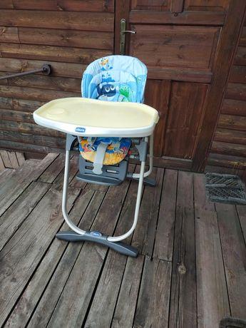 Krzesełko do karmienia CHICCO krzesełko dla dzieci gratis rowerek