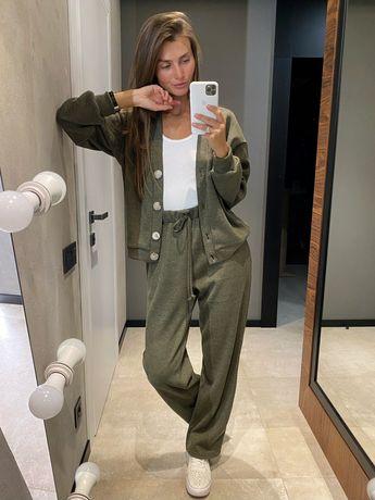 Женский костюм штаны и кофта