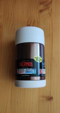Пищевой термос Thermos 0,47л. харчовий для їжі еды (Stanley, Esbit)