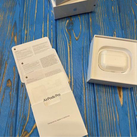 АКЦИЯ! Оригинальные наушники AirPods Pro для iPhone 5 6 7 8 XS Max