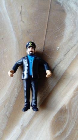 Figura do Capitão Archibald Haddock personagem das Aventuras de Tintim