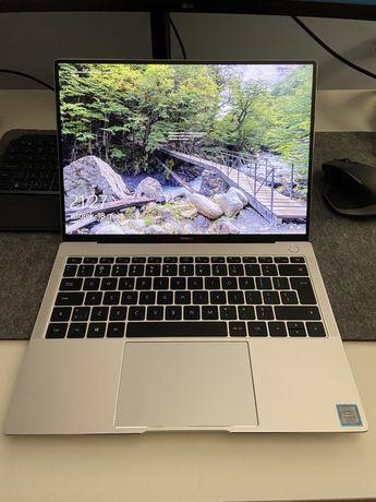 Huawei Matebook X PRO 13, 8GB RAM, 256GB, QHD, czytnik, ekran dotykowy