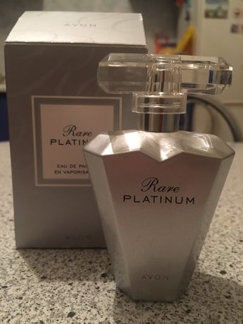 Туалетная вода  Avon Rare platinum