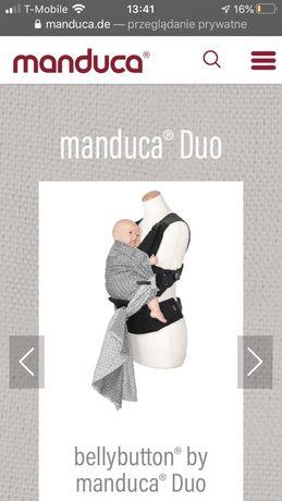 Manduca Duo . Chusto - nosidlo .