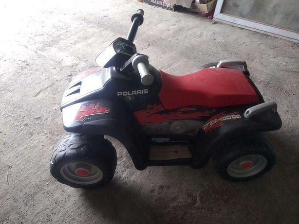Квадроцикл на акумоляторі дитячий