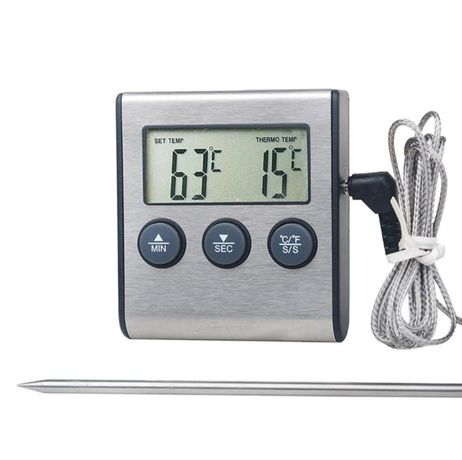 Термометр градусник детский игла щуп пищевой молока еды мяса ТР 700