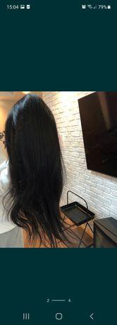 Продам парик из натуральных волос