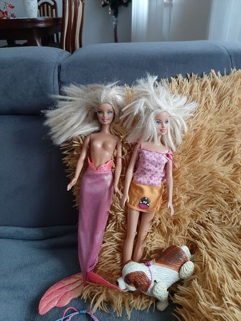 Mattel barbie 2 szt