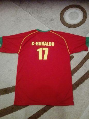 Koszulka sportowa Cristiano Ronaldo Portugalia