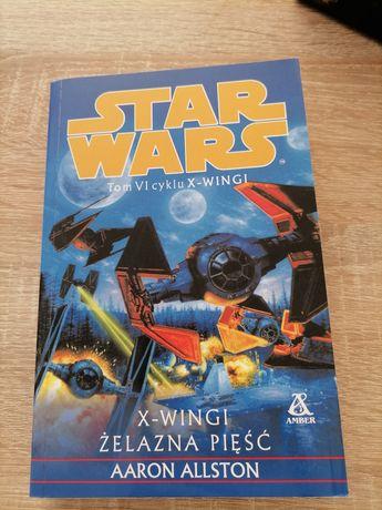 Star Wars Tom VI cyklu X-WINGI Żelazna Pięść