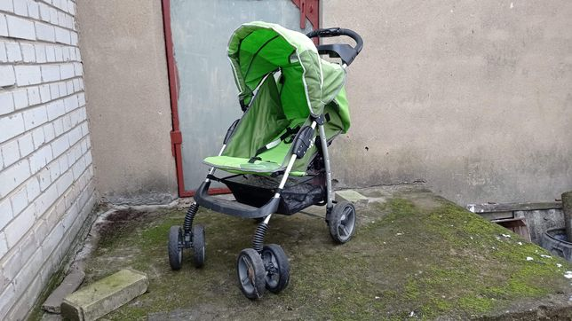 Wózek spacerowy plus torba